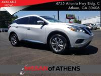 Check out this 2017 Nissan Murano SL. Its Variable