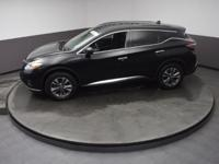 Drive this toy-hauling 2017 Nissan Murano SV home
