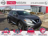 This 2017 Nissan Murano comes with a CARFAX Buyback