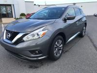 This 2017 Nissan Murano SV is proudly offered by Ideal