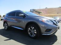 Options:  2017 Nissan Murano Sv|3.5L V6