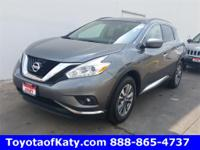 Options:  2017 Nissan Murano Sv|Gray|Thank For Shopping