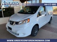 This Nissan NV200 Compact Cargo has a powerful Regular