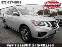 Check out this 2017 Nissan Pathfinder SV. Its Variable