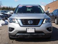 You can find this 2017 Nissan Pathfinder Platinum and