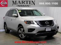 Carfax 1 owner!!! This 2017 Nissan Pathfinder S is