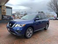 This terrific-looking 2017 Nissan Pathfinder S, with
