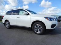 The Nissan Pathfinder is an incredible 7-passenger