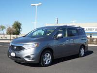 You'll love the look and feel of this 2017 Nissan Quest
