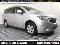 Options:  2017 Nissan Quest 3.5 Sv|Silver|All Performed