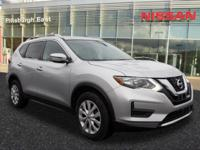 2017 Nissan Rogue S with AWD. ***CLEAN CARFAX***,