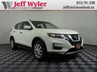 CARFAX One-Owner. Clean CARFAX. 2017 Nissan Rogue S AWD
