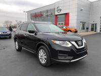 Nissan Certified, Clean, CARFAX 1-Owner. SV trim,