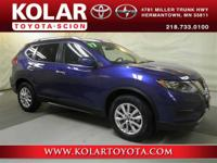 2017 Nissan Rogue SV, AWD, New Arrival! Stop in and