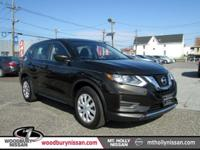 CARFAX One-Owner. Clean CARFAX. Jade 2017 Nissan Rogue
