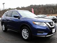 2017 Nissan Rogue Caspian Blue SV NISSAN CERTIFIED, ALL