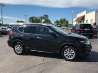 AWD. Recent Arrival! 32/25 Highway/City MPG Black 2017