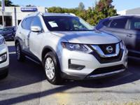 CERTIFIED - ONE OWNER!! This 2017 Nissan Rogue SV in