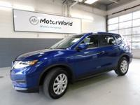 Caspian Blue AWD CVT with Xtronic 2.5L I4 DOHC 16V