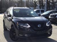 2017 Nissan Rogue SV STAR WARS EDITION Magnetic Black