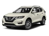 2017 Nissan Rogue S AWD CVT with Xtronic 2.5L I4 DOHC