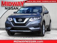 2017 Nissan Rogue SV AWD. 32/25 Highway/City MPGAwards: