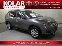 2017 Nissan Rogue SV, 2.5L, AWD.Please feel free to ask