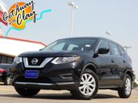 2017 Nissan Rogue Magnetic Black CVT with Xtronic Rogue