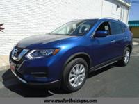 Look at this 2017 Nissan Rogue SV. Its Variable