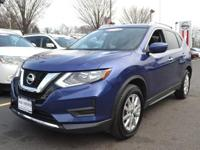 This 2017 Nissan Rogue SV is proudly offered by Nissan