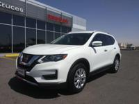 Check out this gently-used 2017 Nissan Rogue we