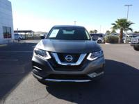 This 2017 Nissan Rogue S is proudly offered by Nissan