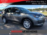 Come see this 2017 Nissan Rogue S. Its Variable