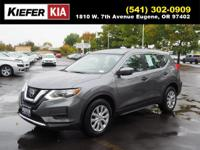 Make sure to get your hands on this 2017 Nissan Rogue S