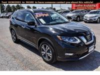 Our 2017 Nissan Rogue S shown in Magnetic Black is
