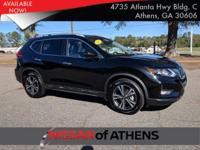 Look at this 2017 Nissan Rogue SL. Its Variable