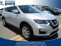 This 2017 Nissan Rogue FWD SV is offered to you for