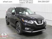 Options:  2017 Nissan Rogue Sl|Magnetic