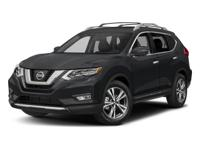 IIHS Top Safety Pick+. This Nissan Rogue delivers a