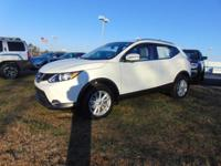 Our 2018 Nissan Rogue Sport SV AWD is road trip ready!