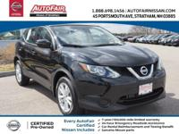 NISSAN CERTIFIED, ABS brakes, Alloy wheels, Electronic