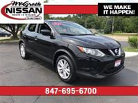 2017 Nissan Rogue Sport S CARFAX One-Owner.30/24