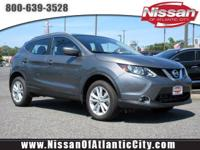 Come see this certified 2017 Nissan Rogue Sport SV. Its
