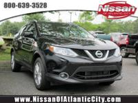Look at this certified 2017 Nissan Rogue Sport SV. Its