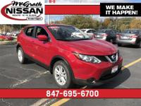 2017 Nissan Rogue Sport S30/24 Highway/City MPGMcGrath