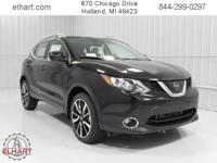 Options:  2017 Nissan Rogue Sport Sl|Magnetic
