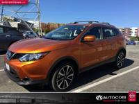 Options:  2017 Nissan Rogue Sport Sl|Orange|30/24