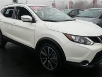 Certified. 2017 Nissan Rogue Sport SL CARFAX One-Owner.