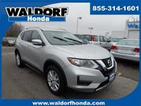 CARFAX One-Owner. Rogue SV, 4D Sport Utility, 2.5L I4