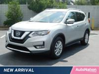 This CERTIFIED PREOWNED Rogue passed Nissan's rigorous